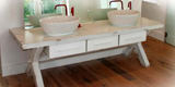Ray Shannon Design Bathroom units