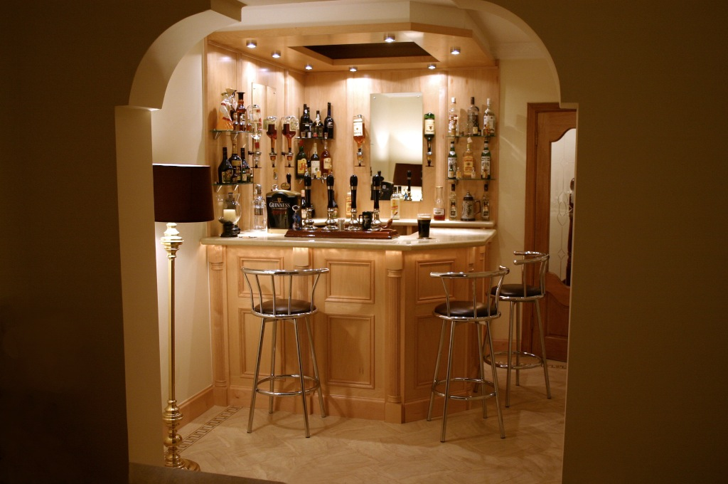 Home bars ray shannon design for Bar designs at home