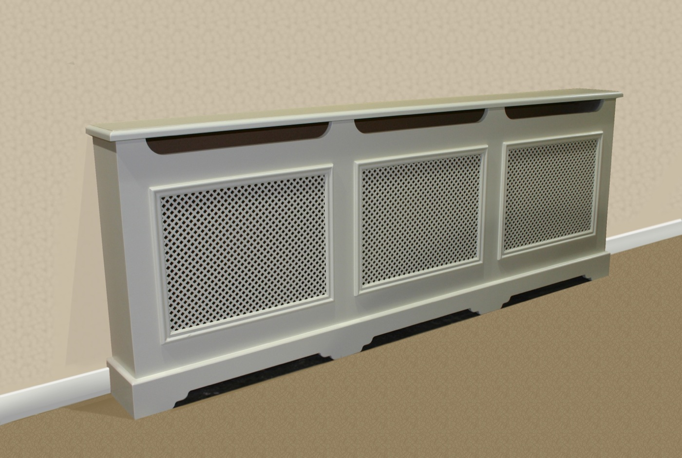 Radiator Cover Plans Diybanter Diy Home Improvement Forum