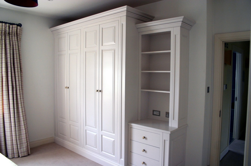 Wardrobes Ray Shannon Design